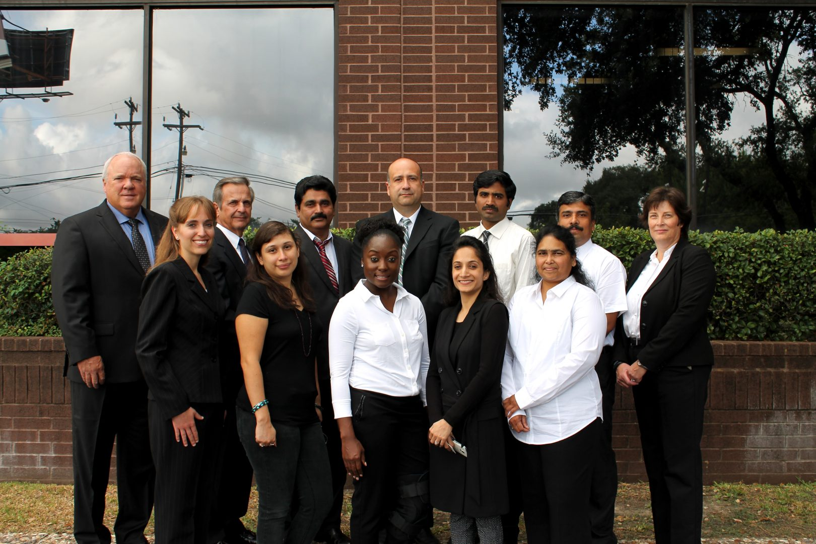 Health portal solutions group photo