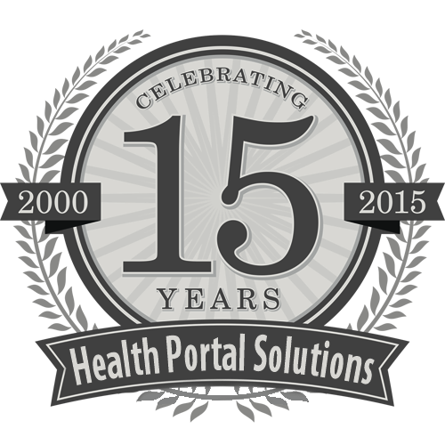 Celebrating 15 years of business seal